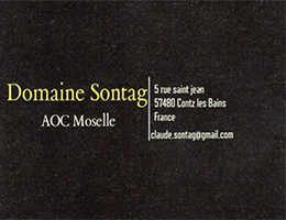 Domaine Sontag